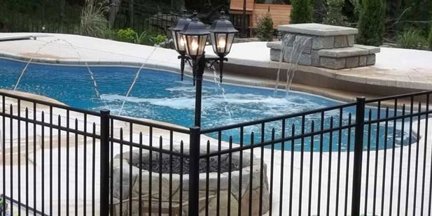 Fencing for your backyard and swimming pool