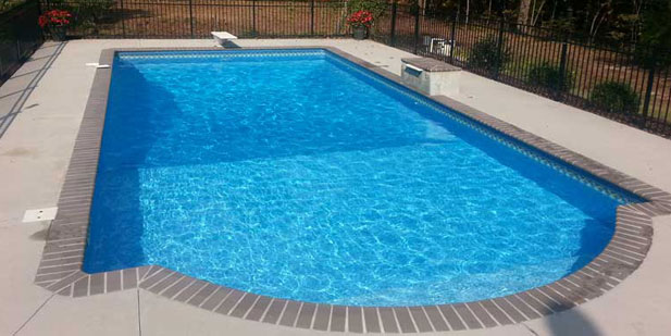 Swimming Pools from Foust Pool Construction